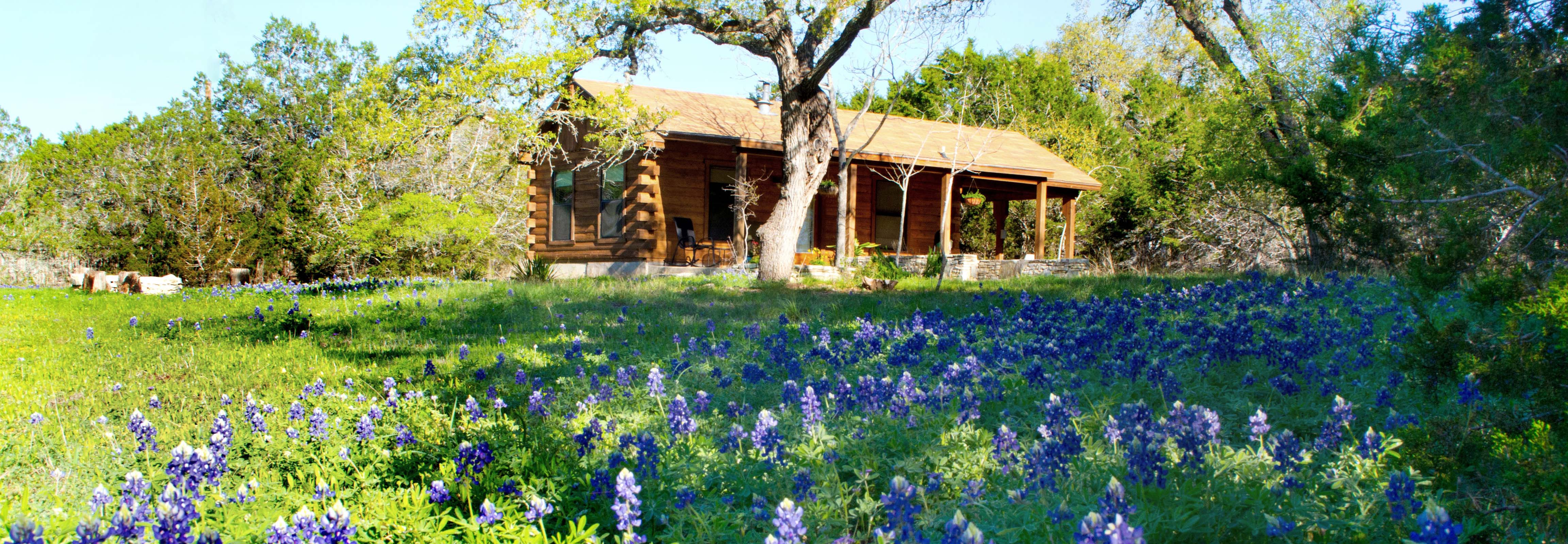 houses wimberley for cabins lodging log texas drobek sale hot country hill tub info